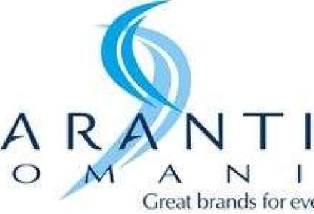 Veniturile Sarantis, in scadere cu 8,5% in T1