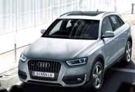 Audi lanseaza in Romania crossover-ul Q3