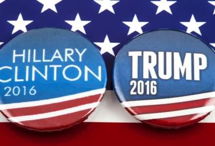 Alegeri SUA: schimbare de situatie in proiectiile privind votul. Donald Trump devine al 45-lea presedinte american