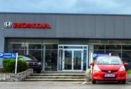 Honda si Autoklass au inaugurat noi centre la Ploiesti si Sibiu
