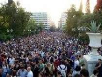 50.000 de oameni au protestat...