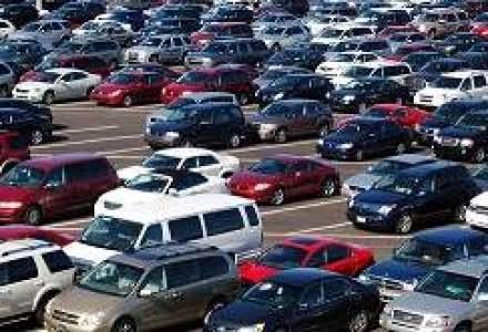 Comertul auto si serviciile au scazut in aprilie