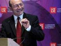 Basescu, la LSE. Ce le-a spus...