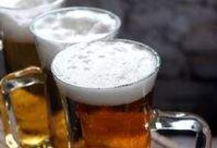Un roman munceste 30 de minute pentru a cumpara un litru de bere
