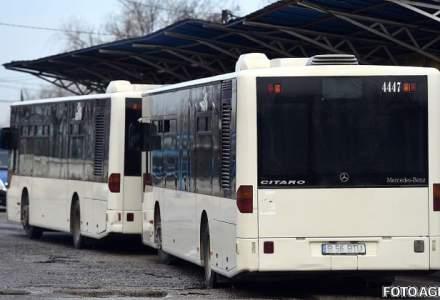 RATB introduce o linie speciala de autobuze pe perioada sarbatorilor