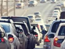 Blocaje in trafic pe DN 1, pe...