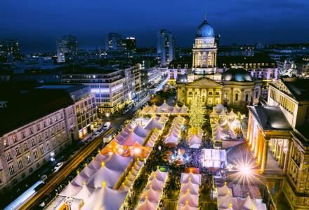 Cele mai frumoase piete de Craciun: Praga, Berlin, Bruxelles si Strasbourg