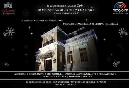 (P) Noblesse Palace Christmas Fair - Magic ON!