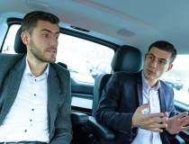Interviu mobil cu fondatorii...