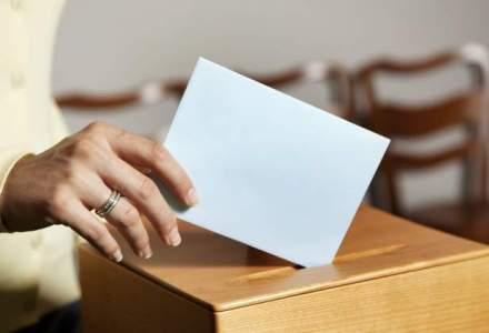 UPDATE - BEC: Prezenta la vot cu o ora inainte de inchiderea urnelor - 38,7%