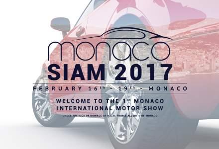 Monaco va avea salon auto. Prima editie are loc in februarie