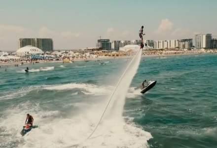 Statiunea Mamaia are un nou clip de promovare. Iata ce imagini sunt surprinse in video
