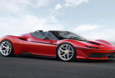 Ferrari J50, editia limitata pentru a aniversa prezenta pe piata din Japonia