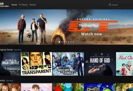Amazon Prime intra pe piata locala, concurenta puternica pentru Netflix