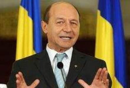Presedintele multumeste bancilor grecesti pentru comportamentul corect din Romania