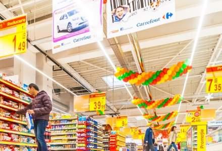 Carrefour a gasit cumparator pentru doua magazine Market din Braila