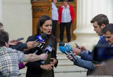 Sotul lui Clotilde Armand a fost exclus din USR. Nicusor Dan: Este o decizie trista