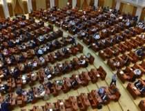 Prima zi la Parlament a...