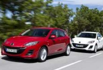 Mazda revine la capacitatea maxima de productie