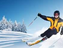 Harta partiilor de schi: unde...
