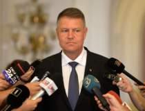 Presedintele Iohannis a...