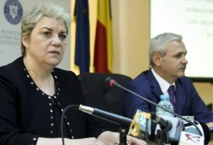 Dragnea, despre sotul lui Shhaideh: Serviciile ar trebui sa aiba o pozitie foarte clara daca exista o problema de securitate