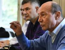 Basescu: Dragnea si Iohannis...