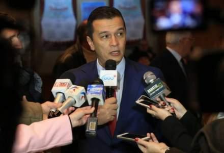 Sorin Grindeanu, a doua propunere PSD pentru functia de premier