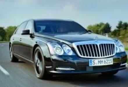 Un dealer are la vanzare o masina second-hand de 350.000 euro
