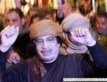 Gaddafi ameninta ca va...