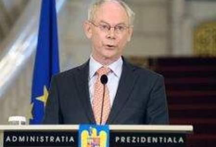 Oficialii europeni se intalnesc pentru a discuta despre criza din Grecia