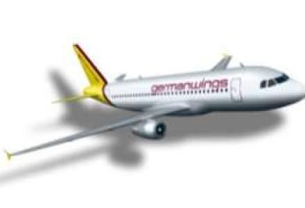 Germanwings: Rutele catre Romania sunt din ce in ce mai profitabile