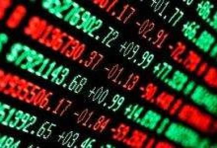 Bursa a inregistrat cresteri usoare, pe un rulaj salvat de actiunile FP