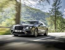 Bentley a prezentat cel mai...