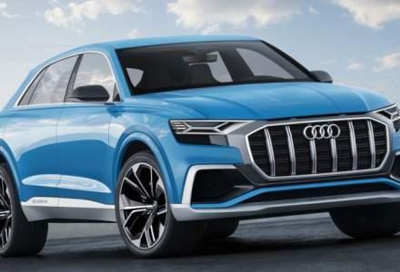 Audi va avea un rival pentru BMW X6 si Mercedes-Benz GLE Coupe