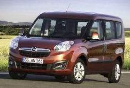 Opel lanseaza anul viitor noul Combo