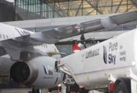 Lufthansa introduce combustibil bio pe zborurile regulate
