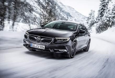 Opel Insignia va avea un nou sistem de tractiune integrala