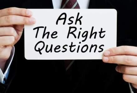 Intrebarea care te ajuta sa inchei un interviu de angajare intr-o nota pozitiva