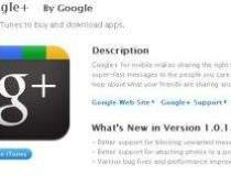 Google+ a fost acceptat in...