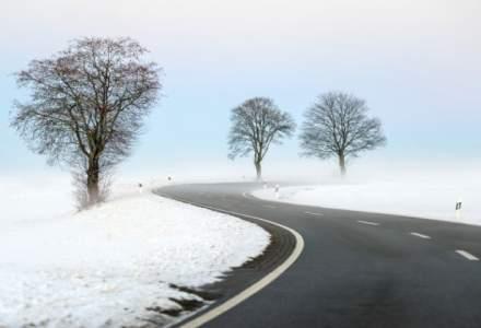 Traficul a fost reluat pe toate drumurile nationale inchise din cauza viscolului; se circula cu restrictii de tonaj pe trei tronsoane