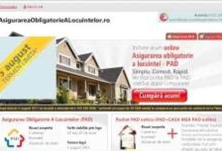 Proprietarii de locuinte pot achizitiona asigurari obligatorii si online