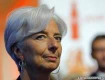 Lagarde, FMI: Intrarea SUA in...
