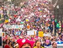 Manifestatii la Washington...