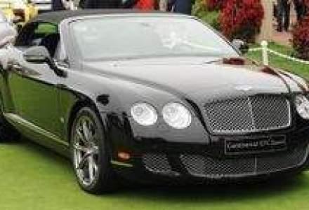 SUV de lux marca Bentley? DA, la un pret de peste 120.000 de euro