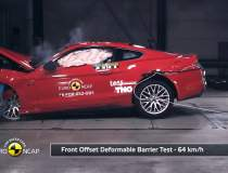 Euro NCAP a testat trei...