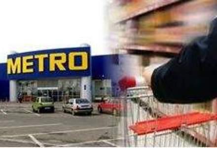 Metro si-a redus tinta de crestere a vanzarilor pentru 2011