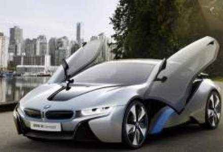 Cat de performante vor fi modelele electrice BMW i3 si i8