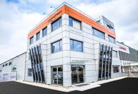 LeasePlan a deschis un centru de vanzari auto rulate in Pipera. Vrea vanzari de peste 500 de masini