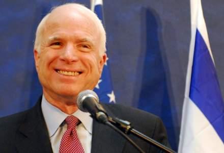Senatorul John McCain se arata critic cu privire la posibilitatea ridicarii sanctiunilor impotriva Rusiei de catre Donald Trump